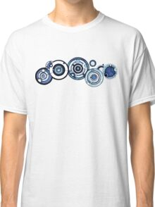 Doctor Who - The Doctor's name in Gallifreyan #4 Classic T-Shirt