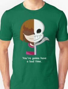 Undertale Sans VS Frisk T-Shirt