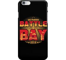 Battle for the Bay iPhone Case/Skin