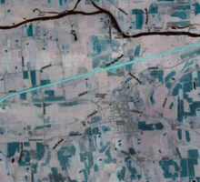 New York NY Weedsport 20101015 TM Inverted Sticker