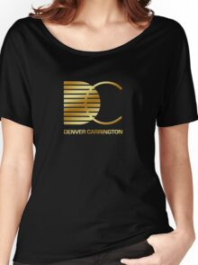 Denver Carrington - Dynasty (Gold) Women's Relaxed Fit T-Shirt