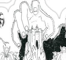 King Gizzard & The Lizard Wizard Sticker