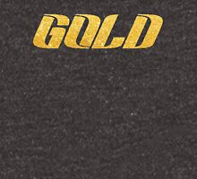 GOLD Logo by Ricky P Dillon Unisex T-Shirt