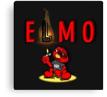Tickle Me Emo Canvas Print