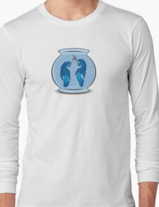 Betta Battle Long Sleeve T-Shirt