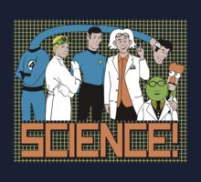 SCIENCE! One Piece - Long Sleeve