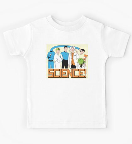 SCIENCE! Kids Tee