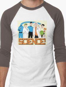 SCIENCE! Men's Baseball ¾ T-Shirt