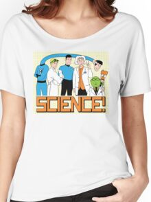 SCIENCE! Women's Relaxed Fit T-Shirt