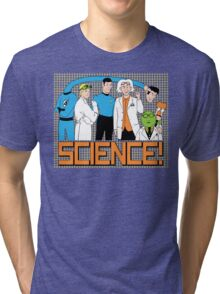 SCIENCE! Tri-blend T-Shirt