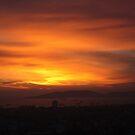 The sunset,Istanbul by rasim1