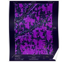 New York NY Pitcher 129027 1944 24000 Inverted Poster