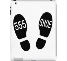 Al Bundy Dr Shoes Hotline iPad Case/Skin