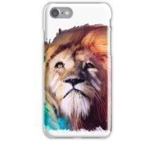 Lion 2 iPhone Case/Skin