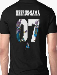 Beerus-sama Dragon Ball Super Unisex T-Shirt