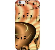 Listen to the Music iPhone Case/Skin