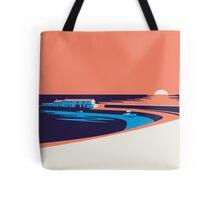 Lyme Regis - The Cobb Tote Bag