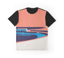Lyme Regis - The Cobb Graphic T-Shirt