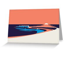 Lyme Regis - The Cobb Greeting Card