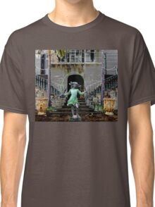 Ghost in a Madeira Mansion Classic T-Shirt