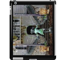 Ghost in a Madeira Mansion iPad Case/Skin