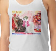 ~ Cats have laws against this kind of thing! ~ Tank Top