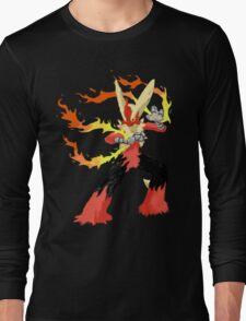 Pokemon - Mega Blaziken Long Sleeve T-Shirt