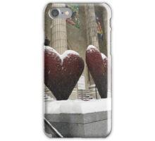 Warm hearts iPhone Case/Skin