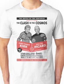 Captain vs. Captain Unisex T-Shirt