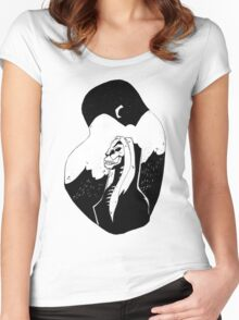 MM Women's Fitted Scoop T-Shirt