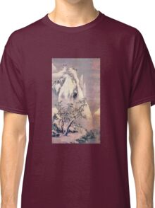 Wang E Gathering of Plum Blossoms in the Snow Classic T-Shirt