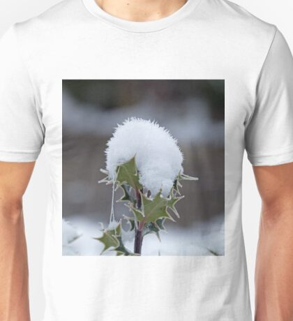 Holly Snow Cone Unisex T-Shirt
