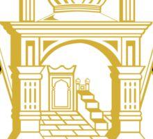 National Emblem of Afghanistan  Sticker