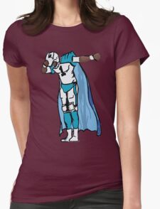 SUPER DAB Womens Fitted T-Shirt