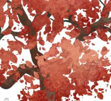 Japanese Maple Sticker
