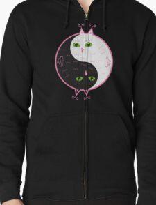 Cute owls yin yang  T-Shirt