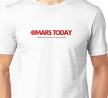 Mars Today - Total Recall (Red) Unisex T-Shirt