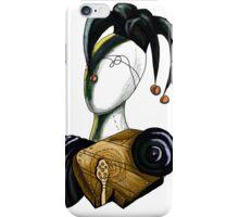 Black Joker iPhone Case/Skin