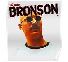Bronson - Tom Hardy - T Shirt  Poster