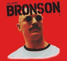 Bronson - Tom Hardy - T Shirt  by rdbbbl
