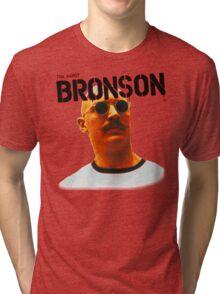 Bronson - Tom Hardy - T Shirt  Tri-blend T-Shirt