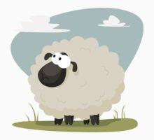 The Sheep Kids Tee