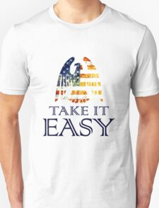 Take It Easy ~ Eagles Unisex T-Shirt