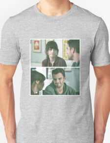 Nick & Jess Turtle Face T-Shirt