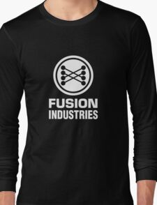 Fusion Industries - Back to the Future (White) Long Sleeve T-Shirt