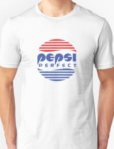Pepsi Perfect - Back to the Future (Flat Colors) T-Shirt