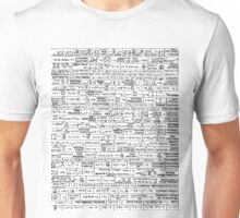 Astronomy 1.0 Unisex T-Shirt