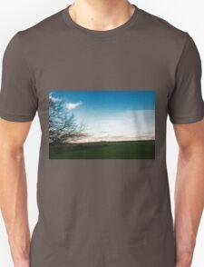East Hampton Late Afternoon Landscape - Hamptons T-Shirt