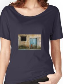 Building in Pazin Women's Relaxed Fit T-Shirt