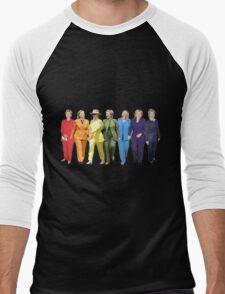 Hillary Clinton Pantsuit Men's Baseball ¾ T-Shirt